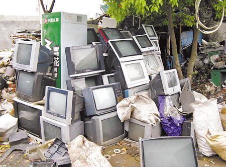 回收舊電視機詳細拆解