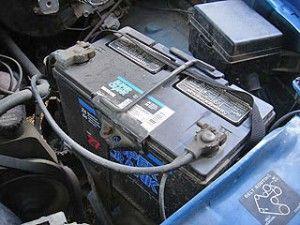 鉛酸電池用於自動化設備中。