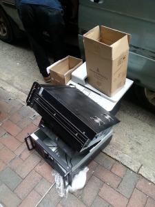 奔跑吧,東記環保回收