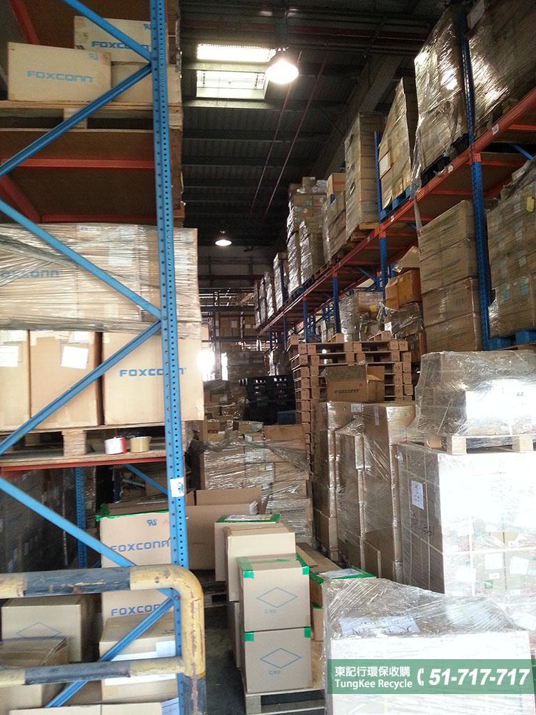 退港產品回收