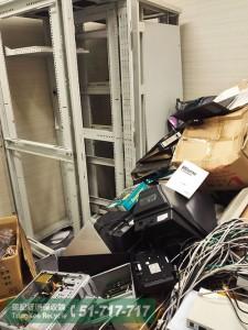 辦公室清場清理垃圾回收服務
