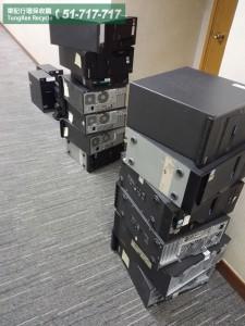 電腦回收公司 服務現場